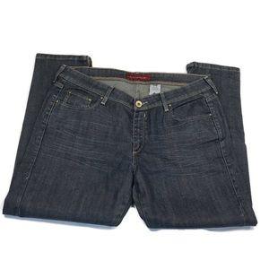 Levis Womans Vintage Skinny 582 Jeans Denim Pants